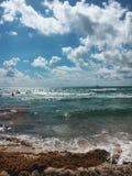 Miami Południowa plaża Floryda fotografia stock
