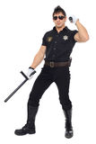 Miami police, the department of morals Stock Images