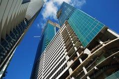 Miami Rising Stock Image
