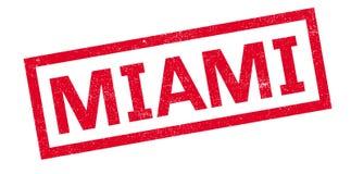 Miami rubber stamp Stock Photo