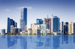 Miami-Süd-beachh, Florise, USA Lizenzfreies Stockbild
