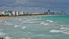 Miami's South Beach Stock Images