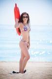 Miami-Schönheit Lizenzfreies Stockfoto