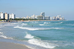 Miami South Beach Stock Photography