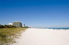 Miami South beach Stock Image
