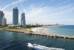Miami South Beach Royalty Free Stock Photo