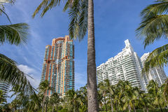 Miami, South Beach, Downtown and Key Biscayne Stock Photos