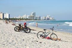 Miami South Beach, Florida Stock Image
