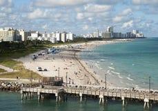 Miami South Beach stock photos