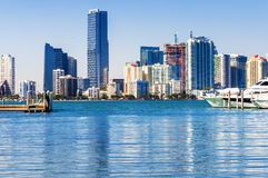 Miami south beachh, Florise, USA Royalty Free Stock Photography
