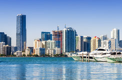 Miami south beachh, Florise, USA Stock Photography