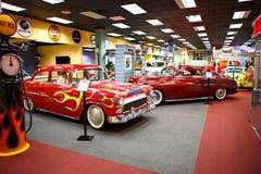 Miami ställer ut det auto museet en samling av tappning- och bioau Fotografering för Bildbyråer