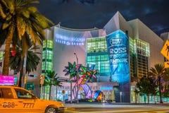 5 Miami St plaża Zdjęcia Stock