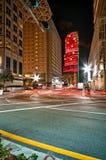 Miami Street Corner Royalty Free Stock Image