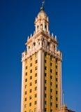 Miami tower wolności Obraz Royalty Free