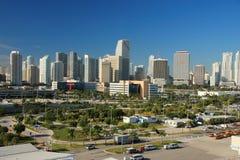 Miami Town,Florida Royalty Free Stock Photos