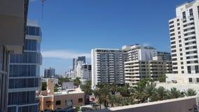 Miami ulica zdjęcie royalty free