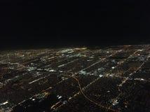 Miami vom Himmel Stockfotografie