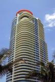 Miami-Wohnblöcke stockfoto