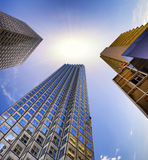 Miami-Wolkenkratzer, Florida Stockfotos