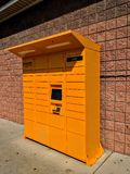 Amazon Locker Judy stock photo