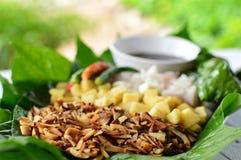 Miang Kam-thaifood fotografie stock