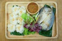 Miang Kum fish Royalty Free Stock Image
