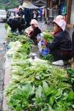 miao chiński sprzedawca uliczny Zdjęcia Royalty Free