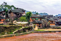 Miao village Royalty Free Stock Photography