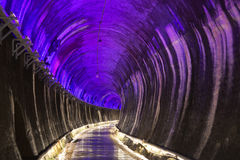 Miaoli, Taiwan,  Gong Wei Syria tunnel Royalty Free Stock Images