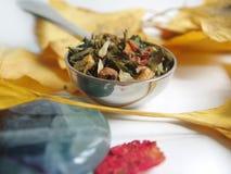 miarki herbata Zdjęcie Royalty Free