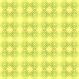 Miarowy jaskrawy i - zieleń zamazująca Zdjęcie Royalty Free