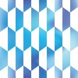 Miarowy siatka wzór Abstrakcjonistyczna dekoracyjna lamperia bezszwowy wzoru ilustracja wektor