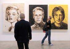 Miart Art Now Stock Image