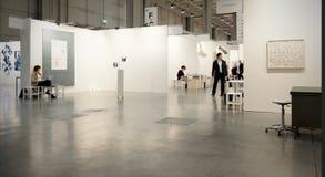 MiArt, internationell utställning av modernt och samtida konst fotografering för bildbyråer
