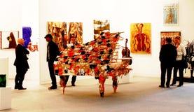 Miart Kunst jetzt 2010 Stockfoto