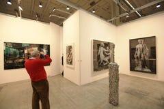 Miart Kunst jetzt 2011 Stockfoto