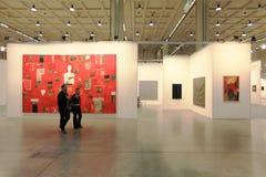 Miart Kunst jetzt 2011 Lizenzfreie Stockfotografie