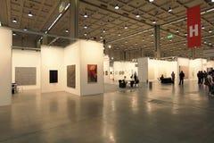 Miart Kunst jetzt 2011 Lizenzfreie Stockfotos