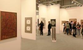 Miart Kunst jetzt 2011 Lizenzfreie Stockbilder