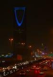miast światła Obraz Royalty Free