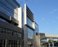 Miast biur kompleks, Bucharest, Rumunia Obraz Stock