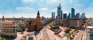 Miasta †‹â€ ‹Frankfurt Zdjęcie Stock