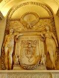 Miasta †‹â€ ‹Paryż Francja Miastowi krajobrazy i arcydzieła Francuska sztuka zdjęcie royalty free