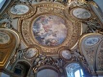 Miasta †‹â€ ‹Paryż Francja Miastowi krajobrazy i arcydzieła Francuska sztuka fotografia stock
