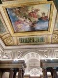Miasta †‹â€ ‹Paryż Francja Miastowi krajobrazy i arcydzieła Francuska sztuka obraz royalty free
