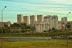 Miasta †‹â€ ‹Perm Zdjęcia Stock