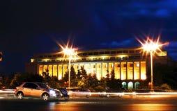 Miasta światło Fotografia Stock