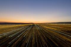 miasta świateł Zdjęcie Stock