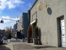 miasta bar fotografia stock